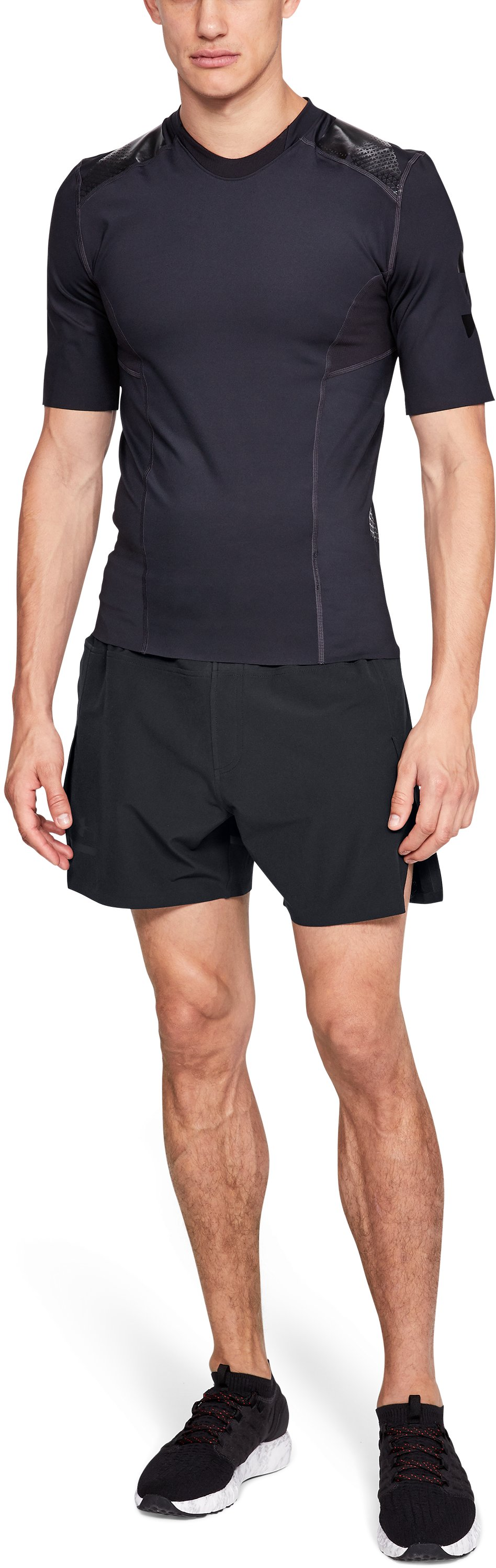 Men's UA Perpetual Shorts, Black ,