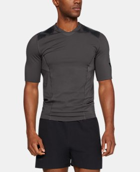 Men's UA Perpetual Powerprint ½ Sleeve  1  Color Available $75