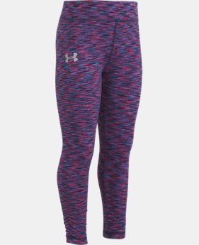 Girls' Pre-School UA Amped Leggings  1 Color $22.99