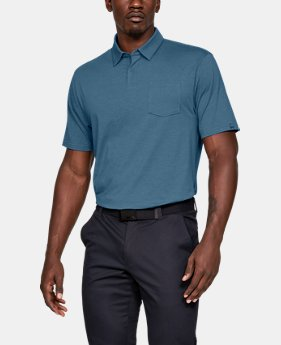 4eac6d2c New to Outlet Men's Charged Cotton® Scramble Polo 4 Colors Available $33.99