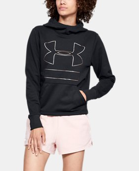 Women's UA 24/7 Microthread Hoodie  2  Colors Available $75