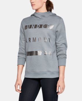 Women's Armour Fleece® Hoodie  7  Colors Available $55