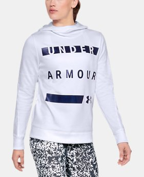 Women's Armour Fleece® Hoodie LIMITED TIME ONLY 3  Colors Available $38.5