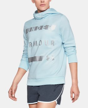 Women's Armour Fleece® Hoodie   $55