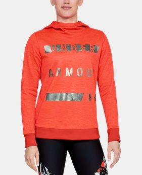 Women's Armour Fleece® Hoodie  1  Color Available $41.99