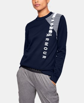 Women's Armour Fleece® Crew 30% OFF ENDS 11/26 1  Color Available $42