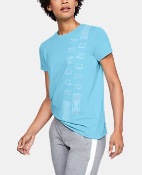New Arrival Women's UA Vertical T-Shirt FREE U.S. SHIPPING 1  Color Available $25