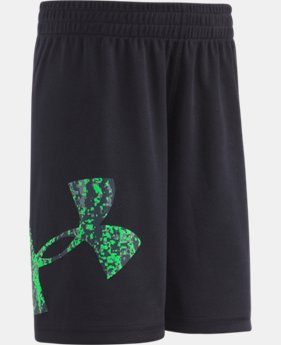 New Arrival Boys' Toddler UA Digital City Shorts  1 Color $21.99