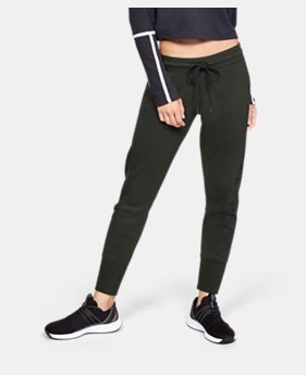 Women's UA Rival Fleece Pants  1  Color Available $55