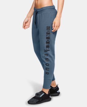 752d47cacd3d Women s UA Rival Fleece Pants 1 Color Available  41.99