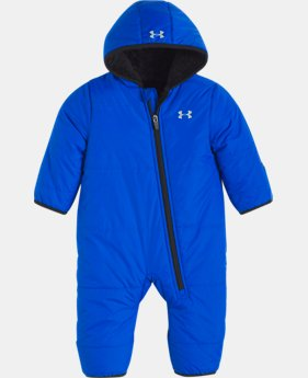 New to Outlet Boys' Newborn UA Bunting Snowsuit  1  Color Available $67.49