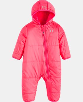Girls' Newborn UA Bunting Snowsuit  1 Color $79.99