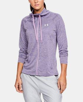 65d0306a6 Women's UA Tech™ Twist Full Zip 1 Color Available $42.99