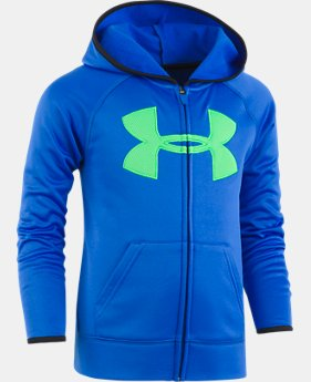 New Arrival Boys' Toddler UA Big Logo Hoodie  1 Color $39.99