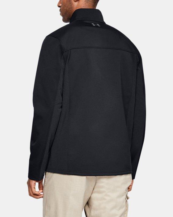 Men's ColdGear® Infrared Shield Jacket, Black, pdpMainDesktop image number 2