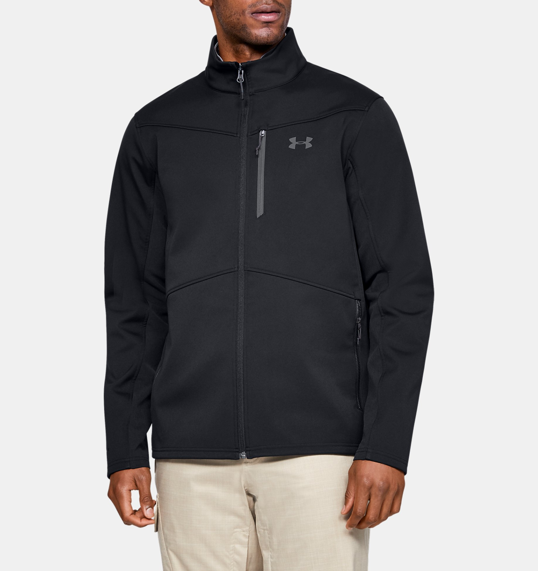 Underarmour Mens ColdGear Infrared Shield Jacket
