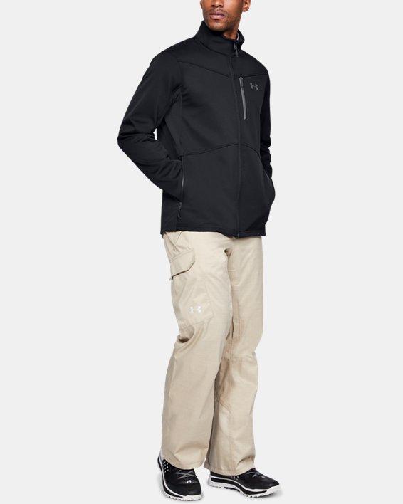 Men's ColdGear® Infrared Shield Jacket, Black, pdpMainDesktop image number 1