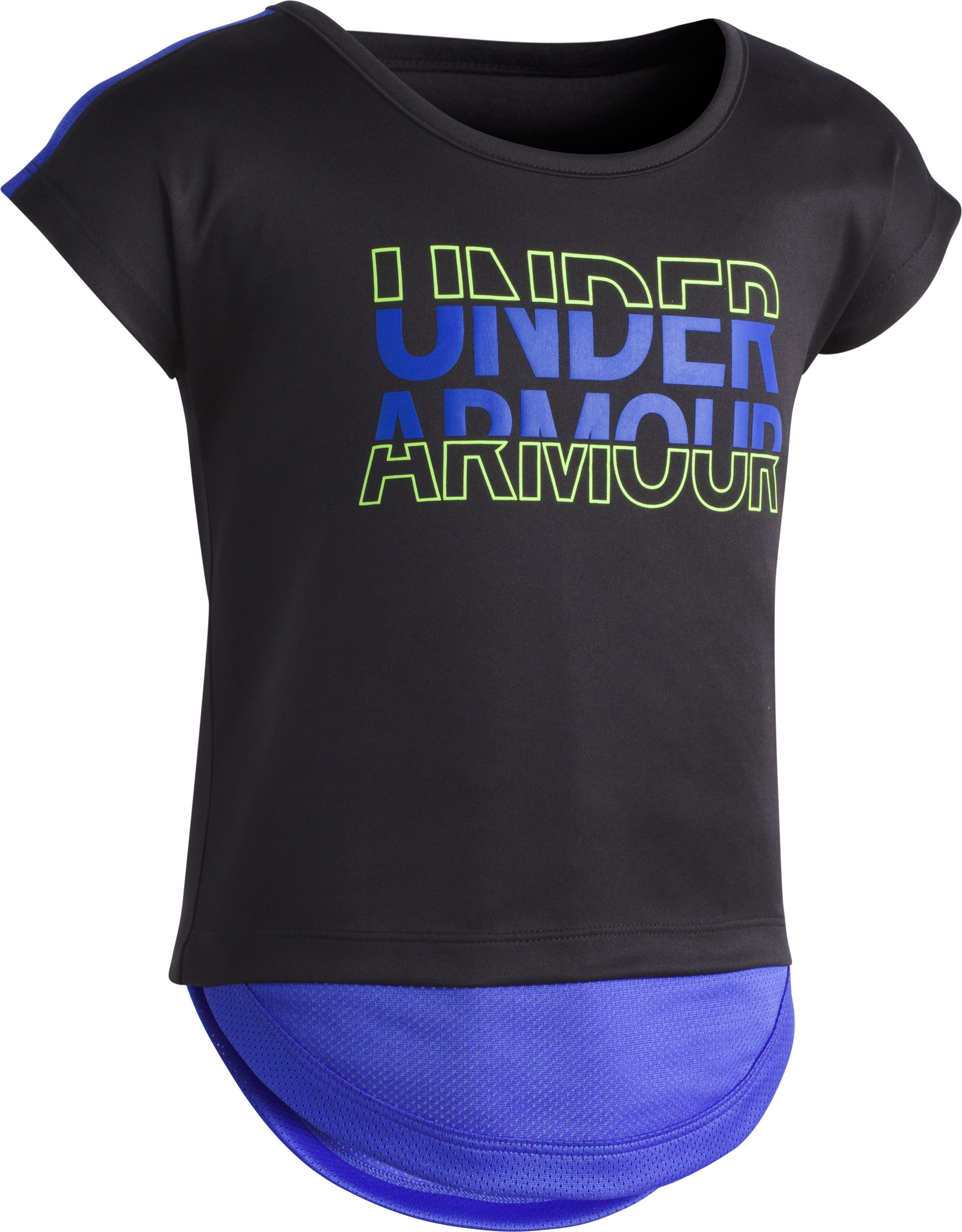 Girls' Pre-School Under Armour T-Shirt  2 Colors $17.99