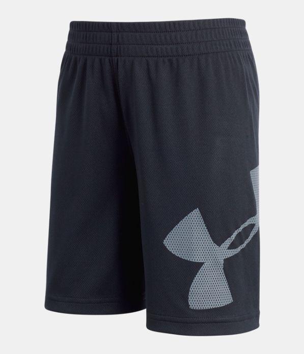 eb26d5ebf Boys' Pre-School UA Zoom Striker Shorts | Under Armour CA