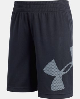 Boys' Pre-School UA Zoom Striker Shorts  2  Colors Available $26