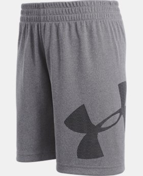 Boys' Pre-School UA Zoom Striker Shorts  3  Colors Available $21.99