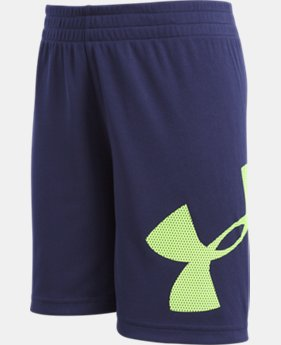 Boys' Pre-School UA Zoom Striker Shorts LIMITED TIME: FREE U.S. SHIPPING 1  Color Available $21.99