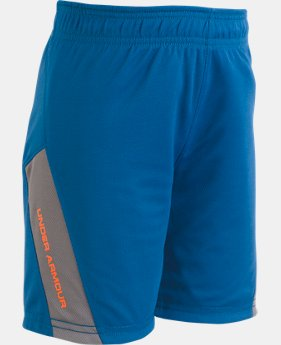 Boys' Pre-School UA Reversible Shorts  2  Colors Available $27.99