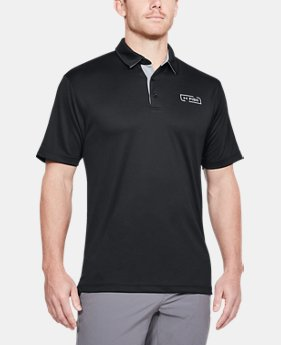 New Arrival  Men's UA Fish Tech Polo  1 Color $45