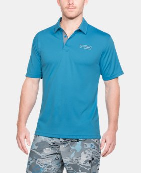 Men's UA Fish Tech Polo   $40