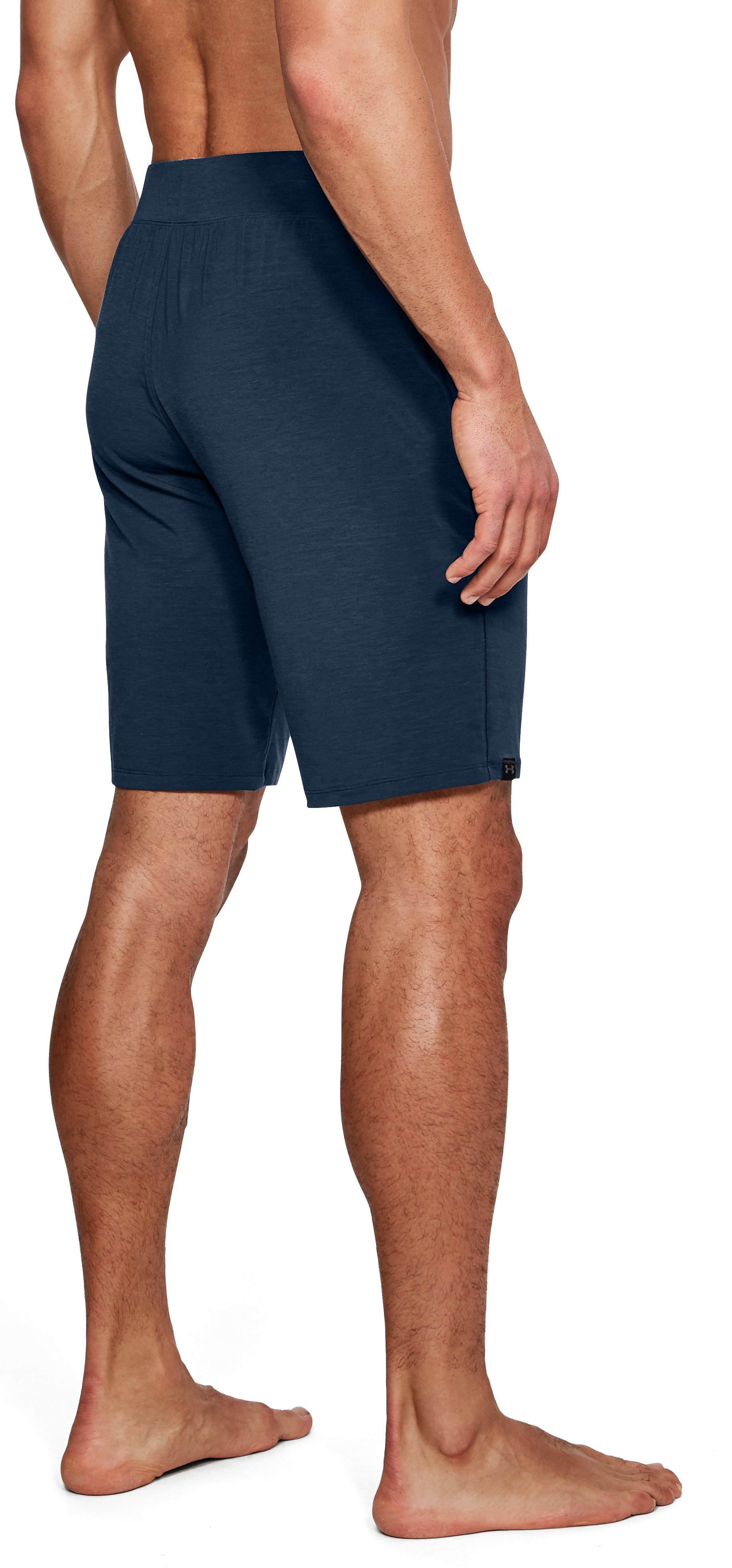 Men's Athlete Recovery Sleepwear Shorts, Academy, undefined