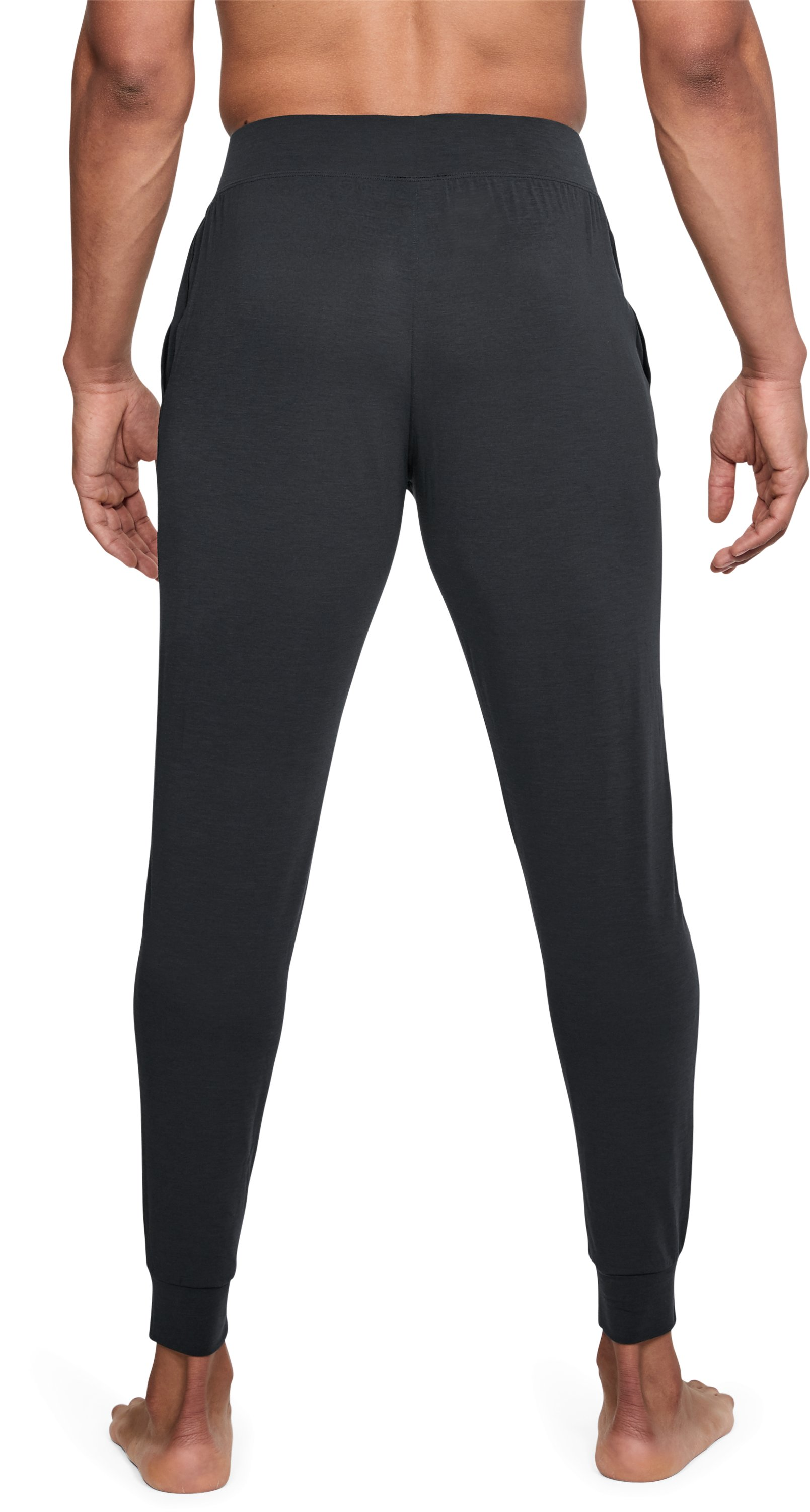 Men's Athlete Recovery Sleepwear Joggers, Black ,