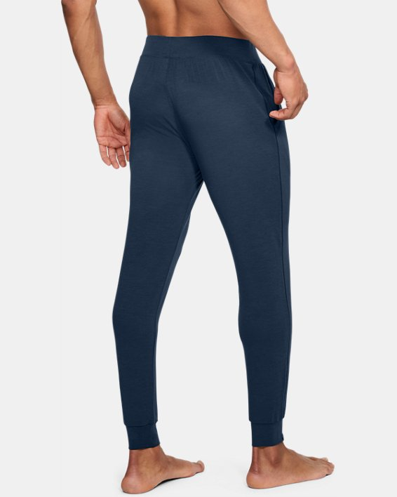 Men's UA RECOVER™ Sleepwear Joggers, Navy, pdpMainDesktop image number 1