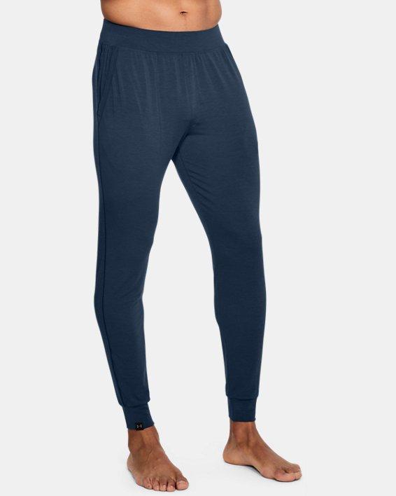 Men's UA RECOVER™ Sleepwear Joggers, Navy, pdpMainDesktop image number 0