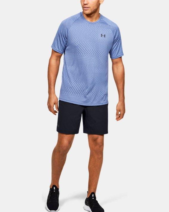 Men's UA Elevated Woven Shorts, Black, pdpMainDesktop image number 1