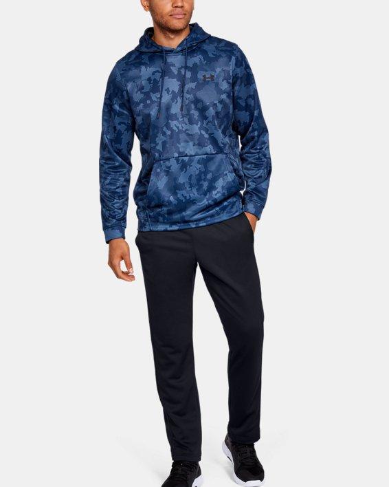 Men's Armour Fleece® Pants, Black, pdpMainDesktop image number 1