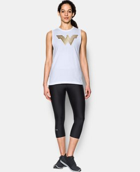 Women's Under Armour® Alter Ego Wonder Woman    $0