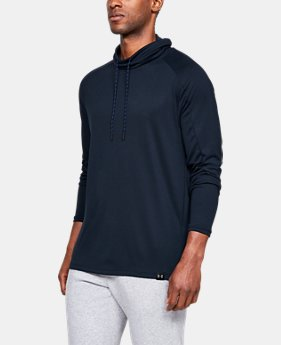 Men's UA Lighter Longer Funnel Neck  4  Colors Available $45