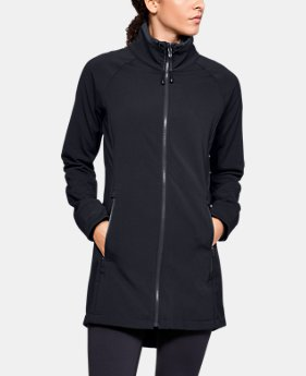 New Arrival Women's UA Perpetual Storm Parka  1  Color Available $200