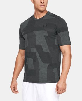 Men's UA Siro Print Short Sleeve  2  Colors Available $30
