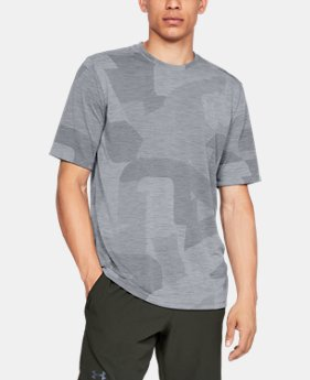 Men's UA Siro Print Short Sleeve FREE U.S. SHIPPING 1  Color Available $30