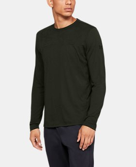 Men's UA Siro Elite Long Sleeve  2  Colors Available $40
