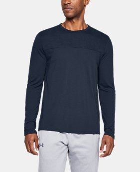 Men's UA Siro Elite Long Sleeve  1  Color Available $40
