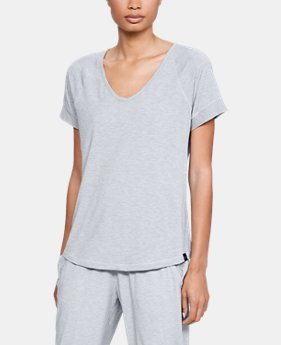 Women's Athlete Recovery Sleepwear Short Sleeve   $37.5