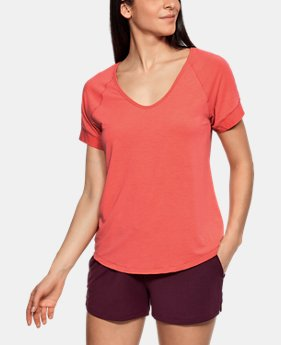 Women's Athlete Recovery Sleepwear Short Sleeve  3  Colors $50