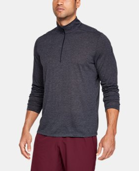 67d406705f4 Men's UA Siro ½ Zip 4 Colors Available $34.99