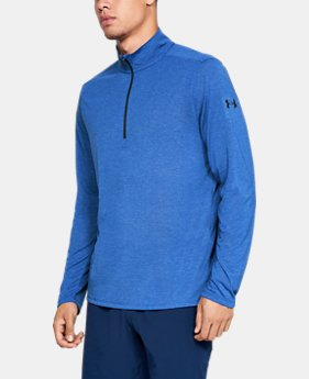 Best Seller  Men's UA Siro ½ Zip  1  Color Available $55
