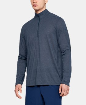 Best Seller  Men's UA Siro ½ Zip  7  Colors Available $55