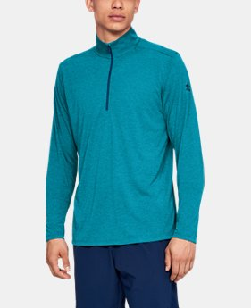 Best Seller  Men's UA Siro ½ Zip  2  Colors Available $55