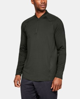 Men's UA MK-1 ¼ Zip Graphic  1  Color Available $55