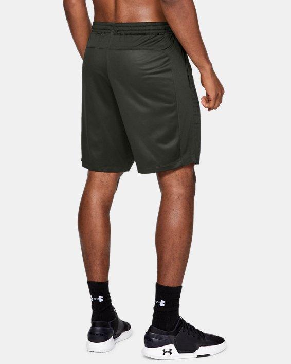 Men's UA MK-1 Camo Shorts, Green, pdpMainDesktop image number 2